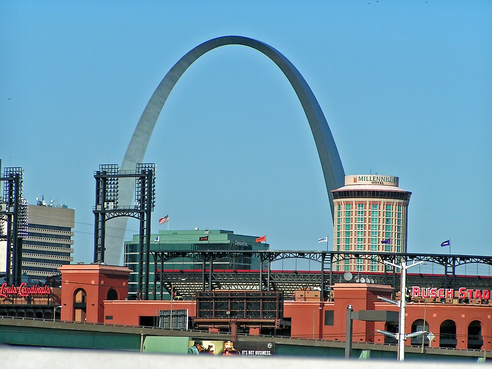 Gateway to Busch by kraftyest
