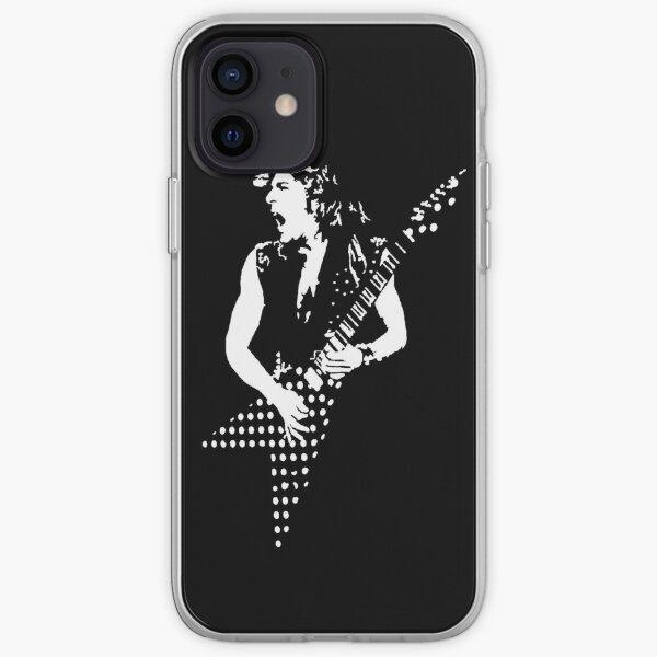 """Randy Rhoads """"Tribute""""  iPhone Soft Case"""