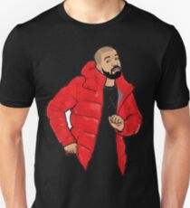 drake Cartoon T-Shirt