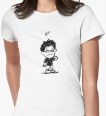 Geek Women's Fitted T-Shirt