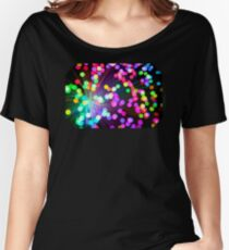 Bubbles 3 Women's Relaxed Fit T-Shirt