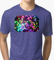 Bubbles 3 Tri-blend T-Shirt
