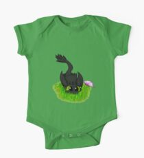 Baby Toothless One Piece - Short Sleeve