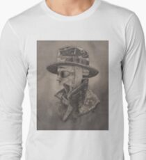 The Invisible Man Long Sleeve T-Shirt