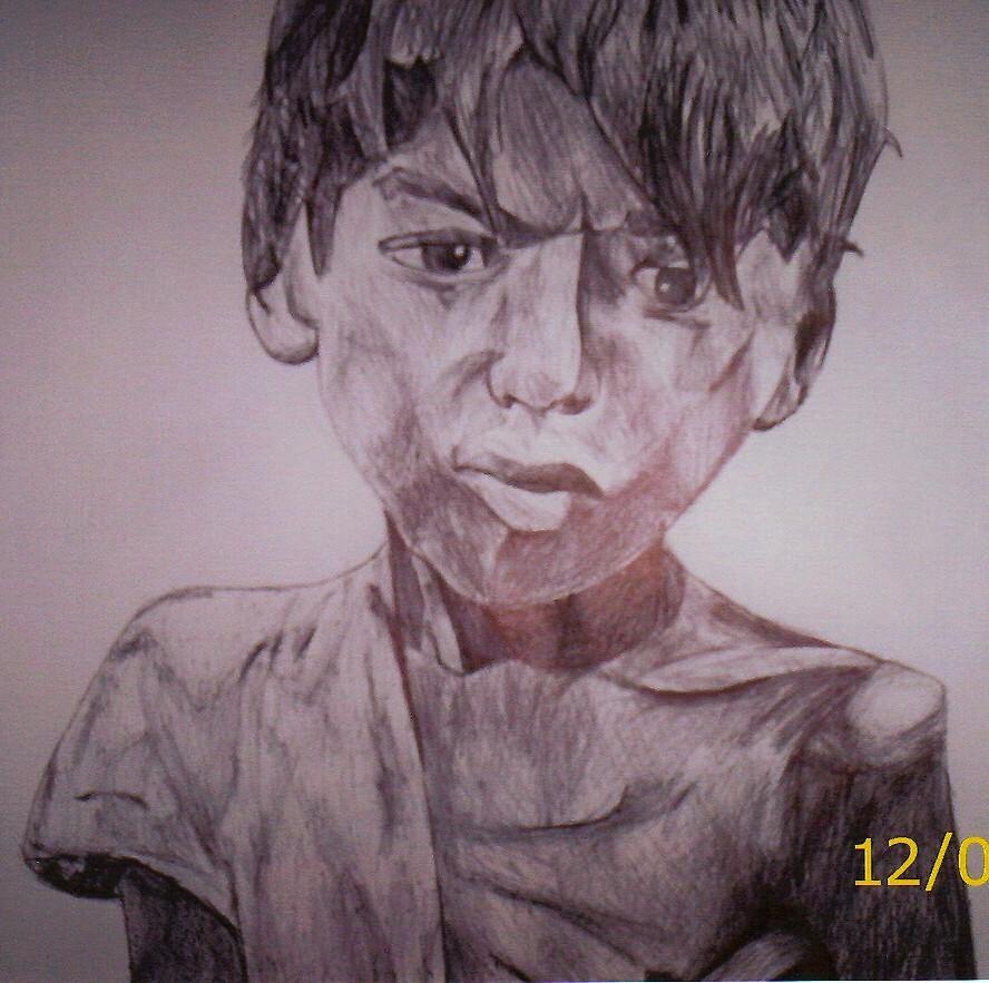 african boy by diamondscorpio12
