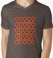 Overlook Hotel Carpet (The Shining)  Men's V-Neck T-Shirt