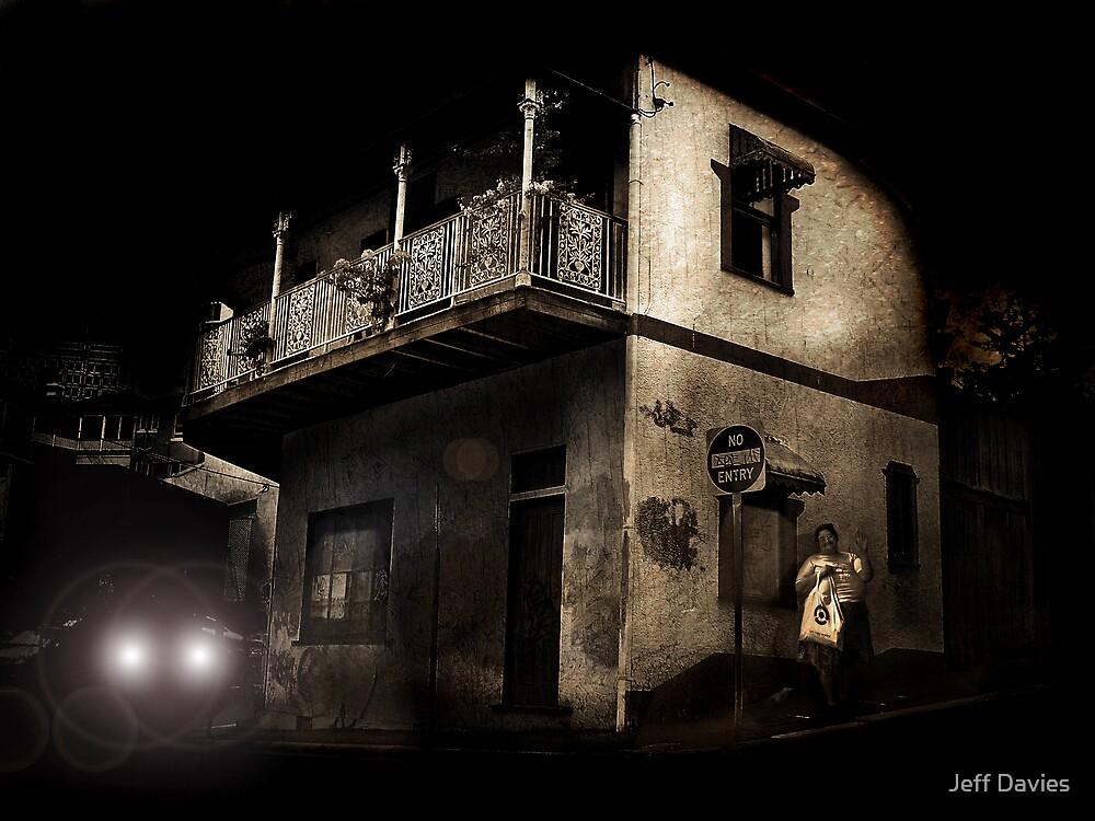 Inner city life by Jeff Davies