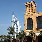 Dubai, old & New by Omar Ibrahim