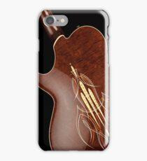 Vintage 13 Guitar iPhone Case/Skin