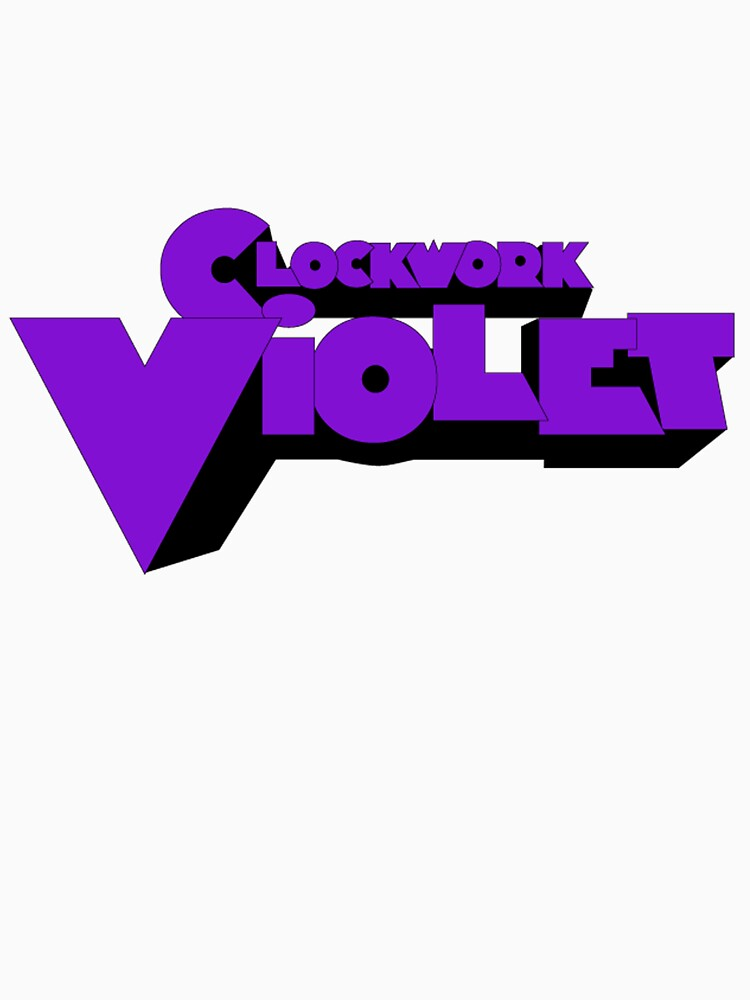 clockwork violet by dfield