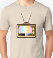 Pony Broadcast Channel Unisex T-Shirt