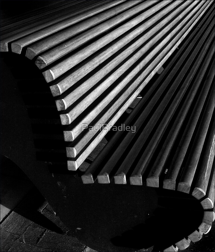 Bench Abstract by PaulBradley