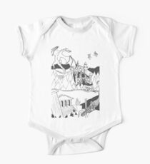 Utopia Black & White Design Kids Clothes