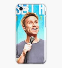 comedian - russell howard iPhone Case/Skin