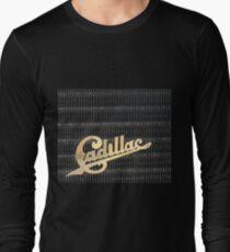 1904 Cadillac Badge Long Sleeve T-Shirt