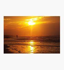 South Carolina Sunrise Photographic Print