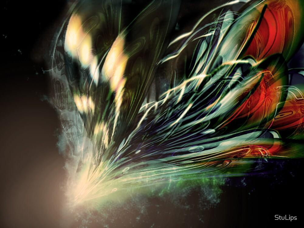 infinite future chaos by StuLips