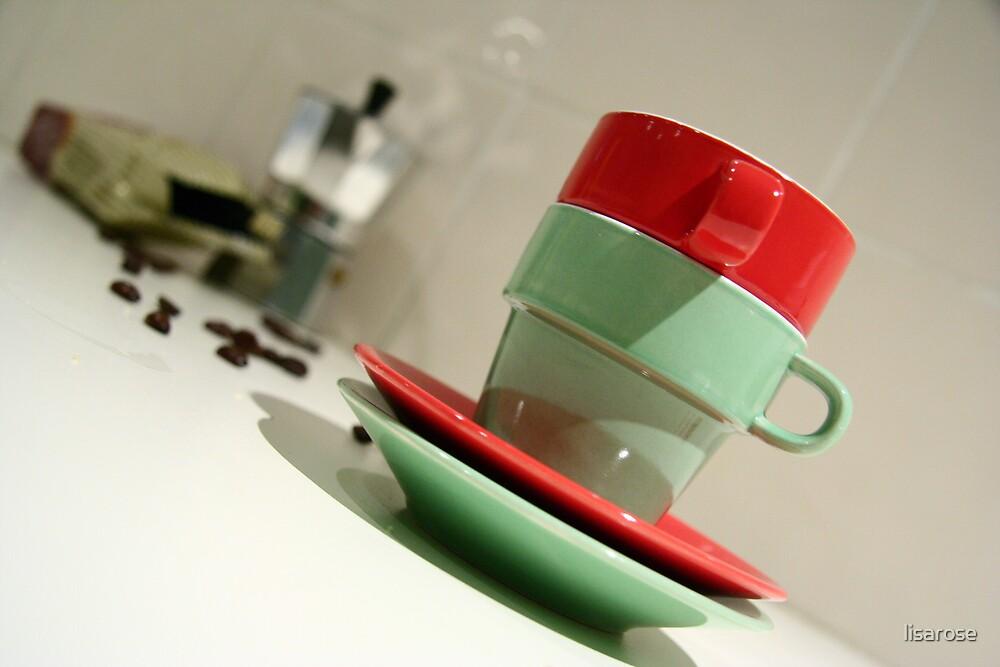 Coffee Time!! by lisarose