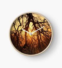 Overhang Clock