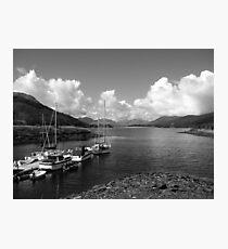Setting Sail Photographic Print