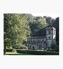 Saint Peter Church Of England Photographic Print