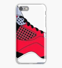"Air Jordan IV (4) ""Toro Bravo"" iPhone Case/Skin"