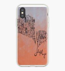 Half of My Heart iPhone Case