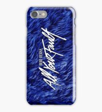 All You Fault - Bebe Rexha (Part 1) iPhone Case/Skin