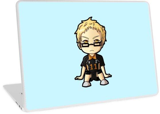 tsukishima kei laptop