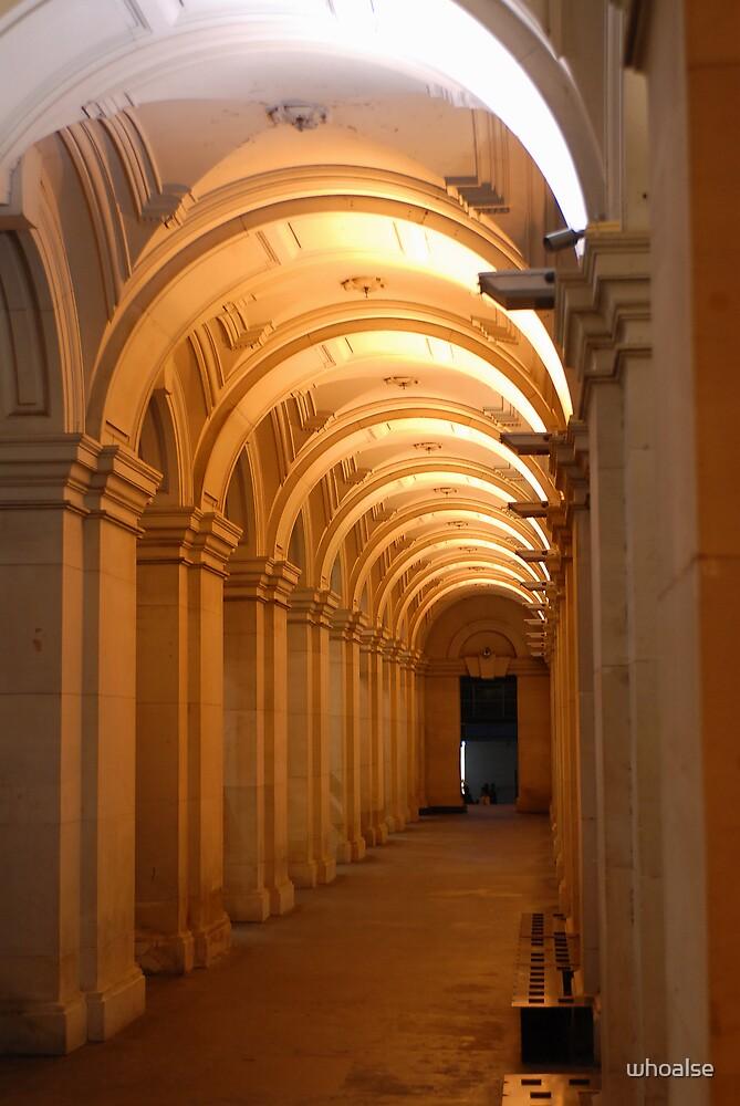 Corridor @ GPO by whoalse