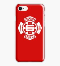 Big Fire #6 iPhone Case/Skin