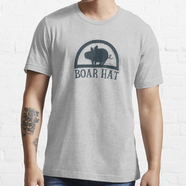 The Seven Deadly Sins (Boar Hat Bar) Essential T-Shirt