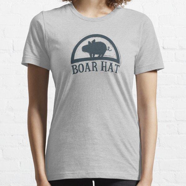 Les sept péchés capitaux (Boar Hat Bar) T-shirt essentiel
