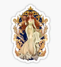 Queen Isabelle of Lilliput Sticker