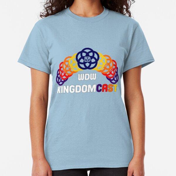 Kingdomcast Future World Arch logo Classic T-Shirt