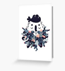 Prickly Greeting Card