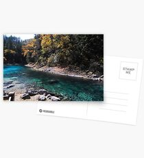 Rainbow Pond Postcards