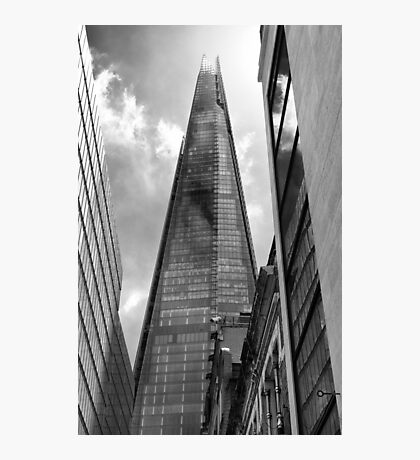 The Shard - London UK Photographic Print