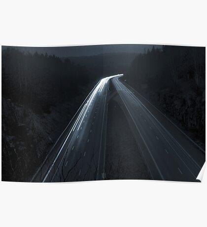 Autobahn Poster