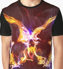Stunning butterfly design Graphic T-Shirt