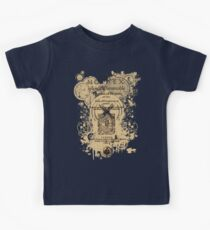 Shakespeare's Romeo & Juliet Front Piece Kids Tee