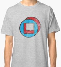 Square in Circle - Legion chapter 2 Classic T-Shirt