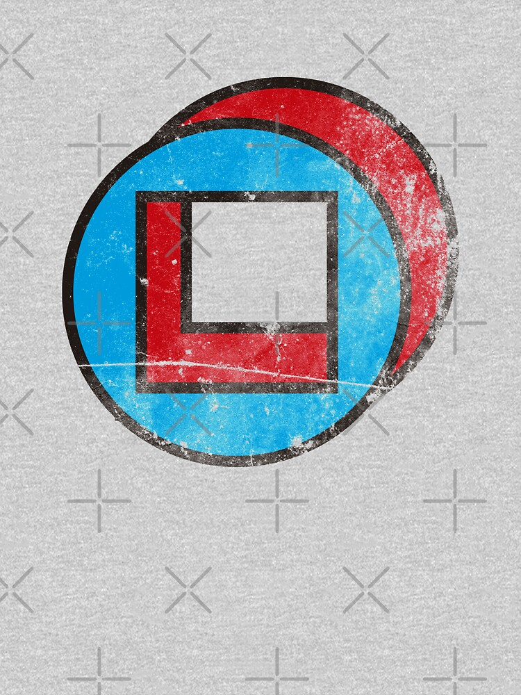 Square in Circle - Legion chapter 2   Long Sleeve