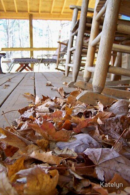 Leaves & Rockers by Katelyn