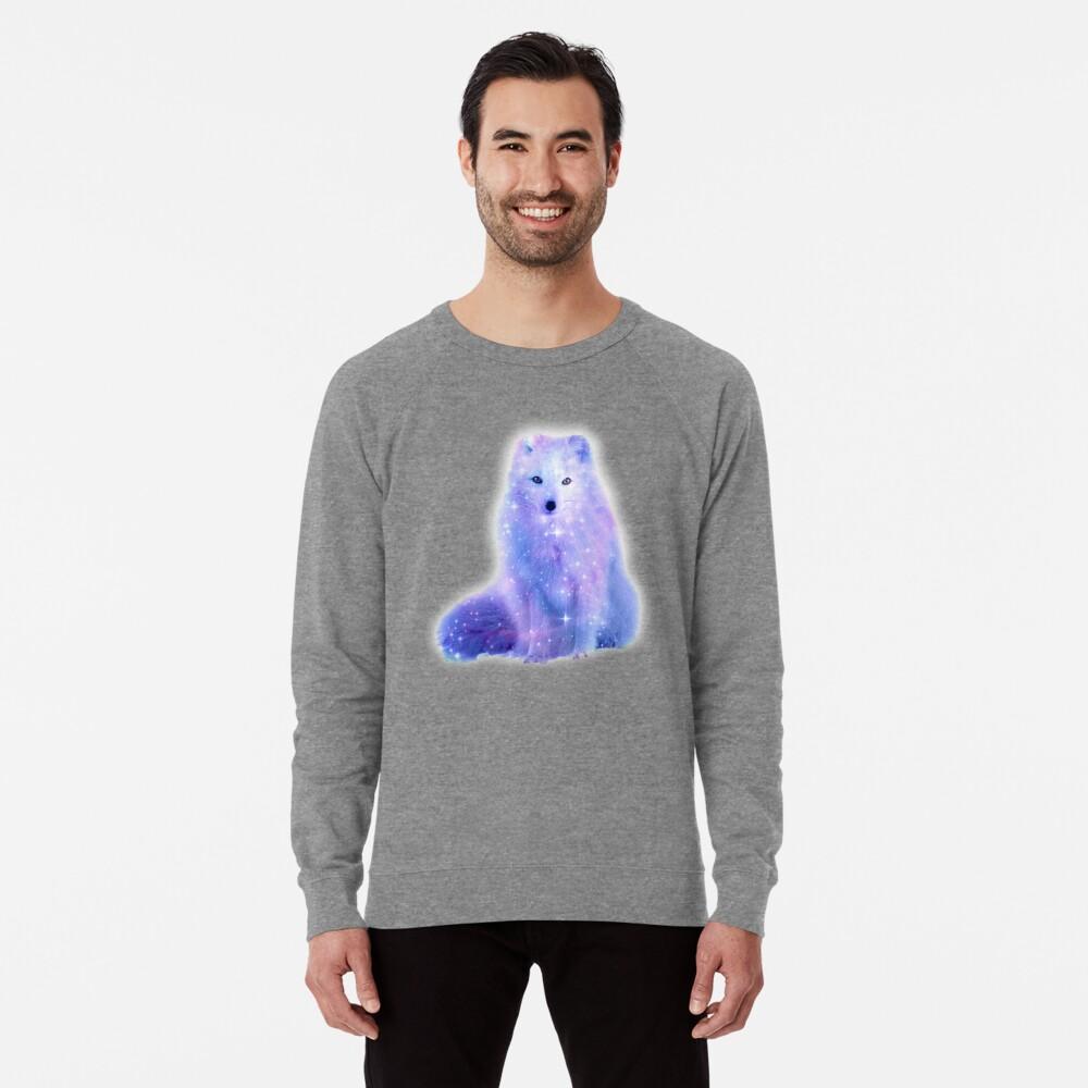 Arktischer Islandfuchs Leichter Pullover