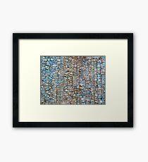Beautiful Textures Framed Print
