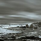 Saltwick Bay by spemj