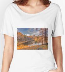 Autumn at Blea Tarn Women's Relaxed Fit T-Shirt