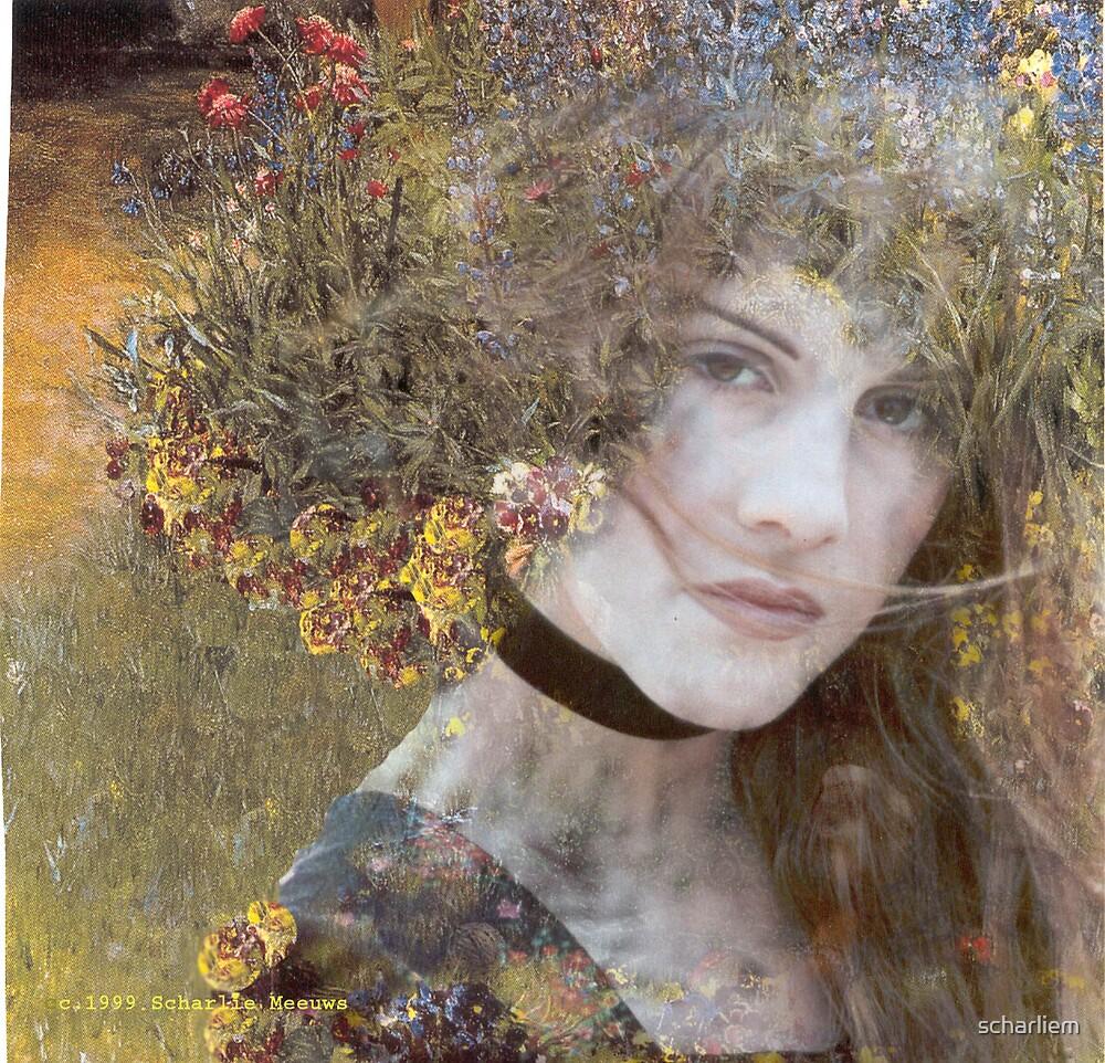 flowergirl by scharliem