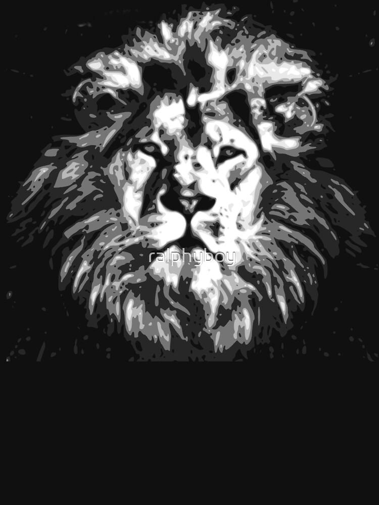 LION KING t-shirt by ralphyboy